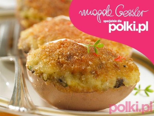 Przepisy Magdy Gessler - jajka po polsku na wielkanoc - Przepisy kulinarne - przepis