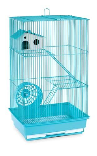 1. Prevue Pet Products Three Story Hamster/Gerbil Cage