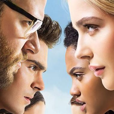 Movies: Seth Rogen and Chloë Grace Moretz face off in the new Neighbors 2 poster