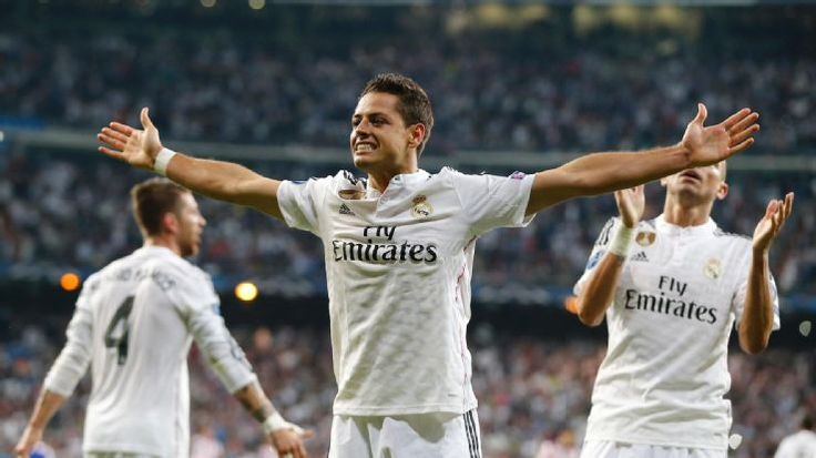 Real Madrid head coach Carlo Ancelotti has hinted that he might be inclined to turn Javier Hernandez's loan from Manchester United into a permanent one.