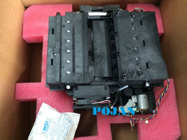 245.00$  Watch now - http://aimyk.worlditems.win/all/product.php?id=32795693769 - Q6683-60187 INK Service station assembly  DesignJet T1100 T610 T1100ps ink printhead plotter service station printer Q6659-60175