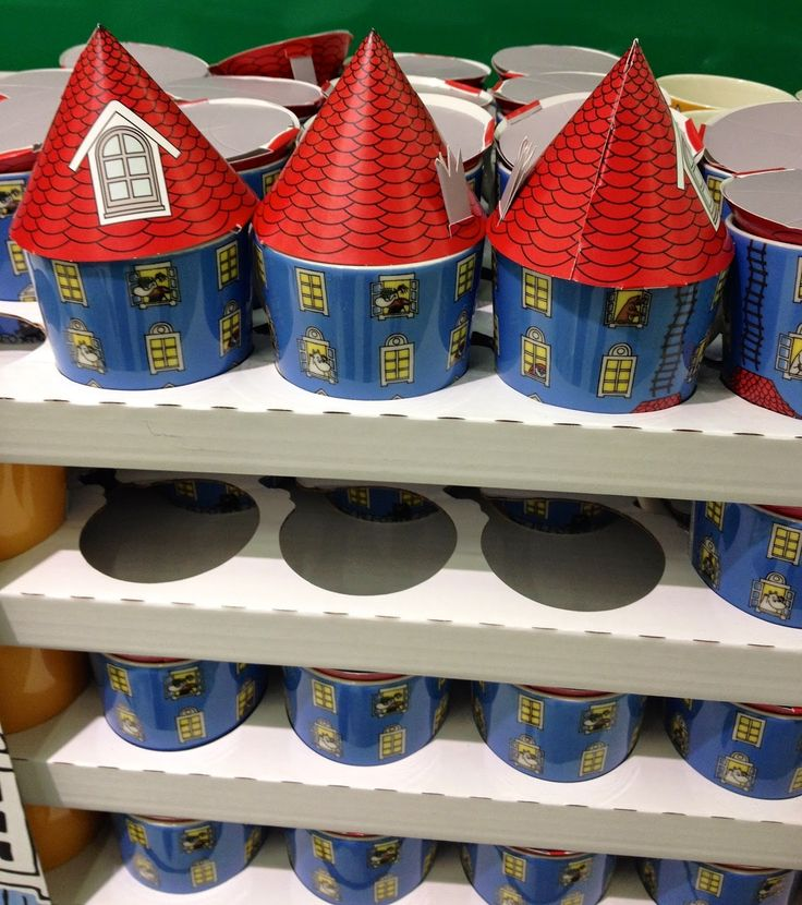 Moominhouse Moomin Mugs