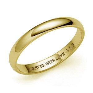 19 best ring engraving images on Pinterest Engraving ideas