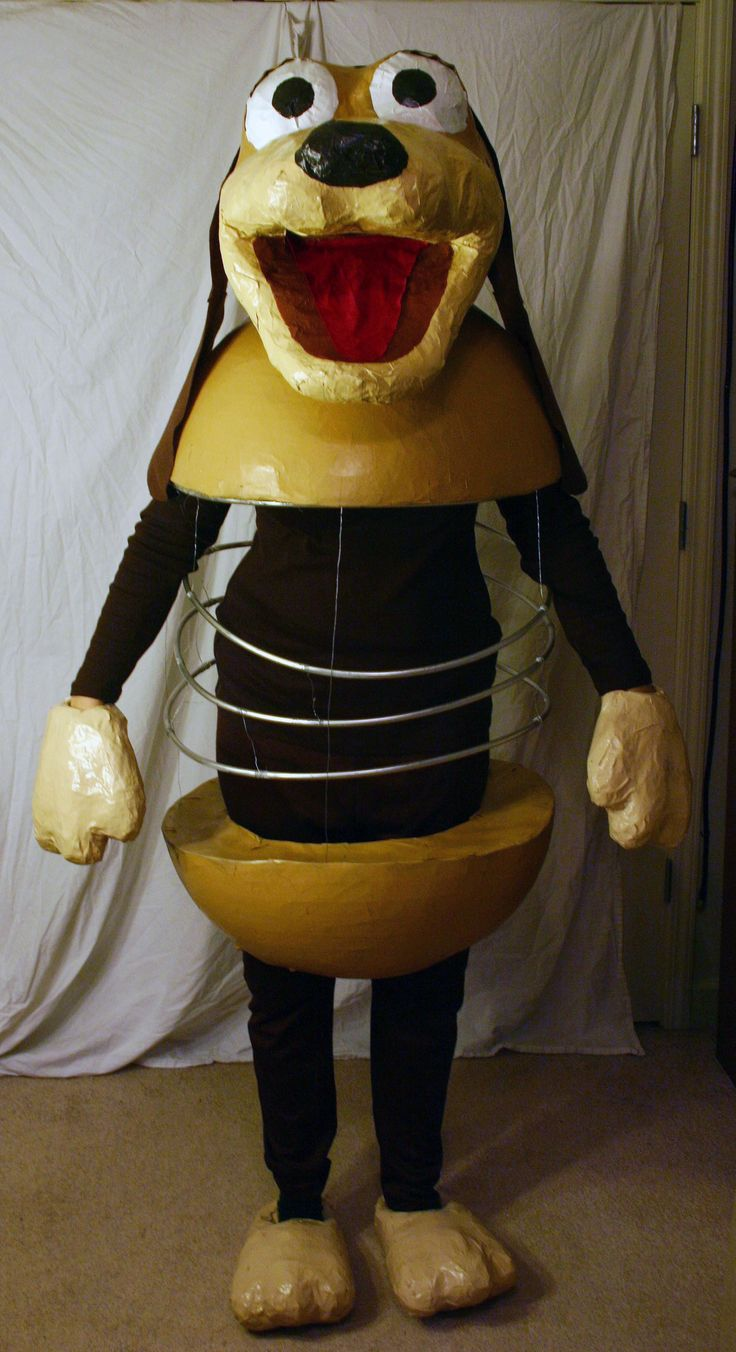 Toy Story Slinky Dog Halloween Costume
