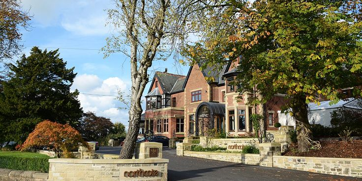 Northcote restaurant lies in the trough of Bowland and is a restaurant still very much at the peak of its powers, led by supremo chefs, Lisa Allen and Nigel Haworth.