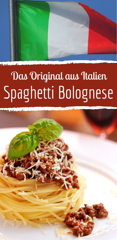 So machen Sie Spaghetti Bolognese