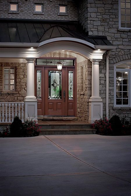 1000 Images About Clopay Front Doors On Pinterest Steel