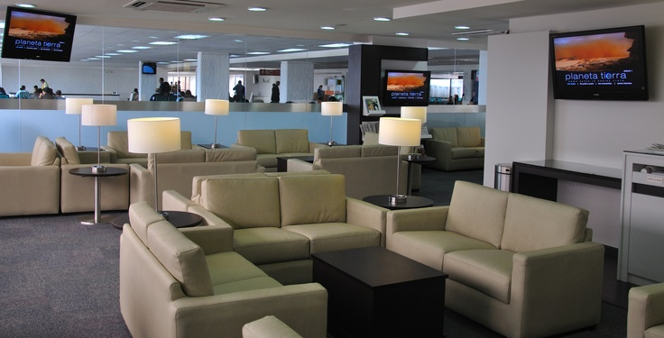 The Sala Elite Copa Airlines Lounge at Columbia Bogotá - Eldorado National Terminal