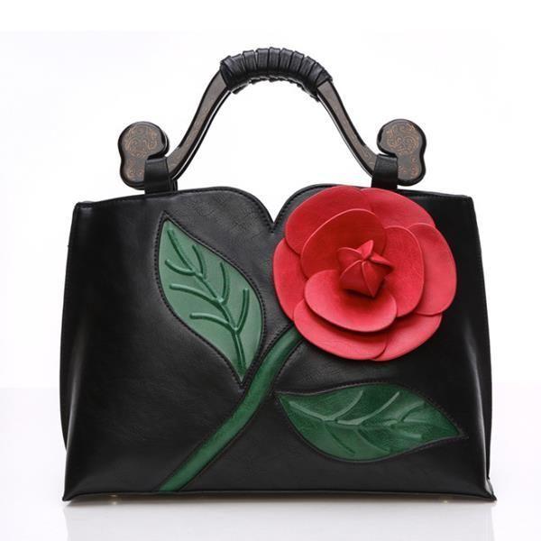 Women national style flower decoration pu leather handbag crossbody bag xude handbags #handbags #store #handbags #under #100 #ramp;em #handbags #roberta #m #handbags