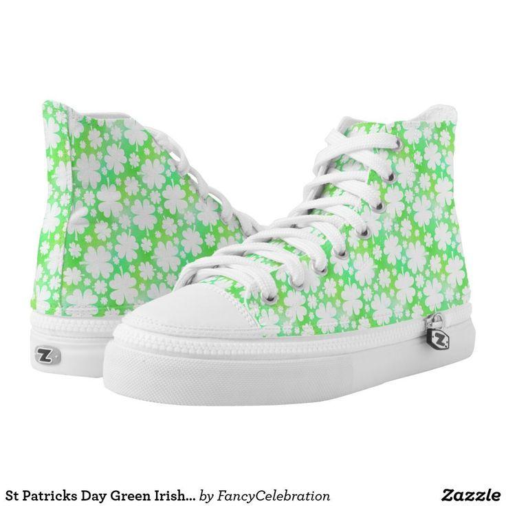 St Patricks Day Green Irish Clovers Shamrocks #stpatricksday st.patricks day #shamrock #sneakers saints patricks day outfits #womensday shoes sneakers Shoes heels shoes teen shoes flats shoes boots womens shoes sneakers womens shoes flats womens shoes high heels womens shoes casual womns shoes for work mens shoes casual mens shoes with jeans mens shoes dress st patricks day shoes  #shoesoftheday #shoes zazzle produtc #irish #womensshoes #mensshoes #heels #boots canvas shoes #canvasshoes…