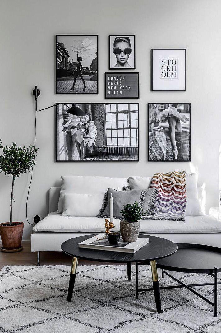 Your Guide To Scandinavian Interior Design Characteristics For Your Cozy Home Scandinavian Design Living Room Living Room Scandinavian Living Room Grey