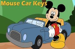 Mickey Mouse si Cheile de la Masina