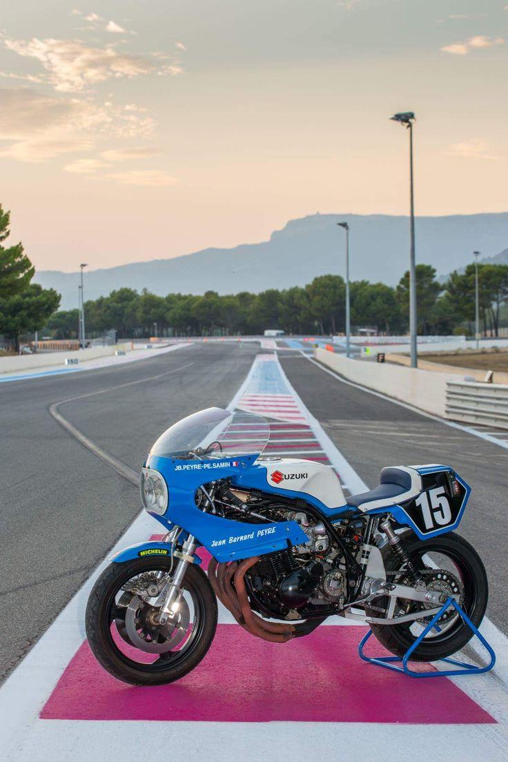 Suzuki endurance racer