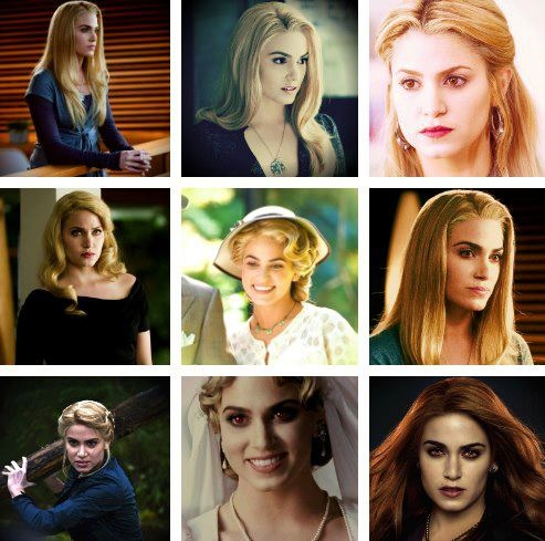 Rosalie Cullen. Pure beauty. My favorite character.
