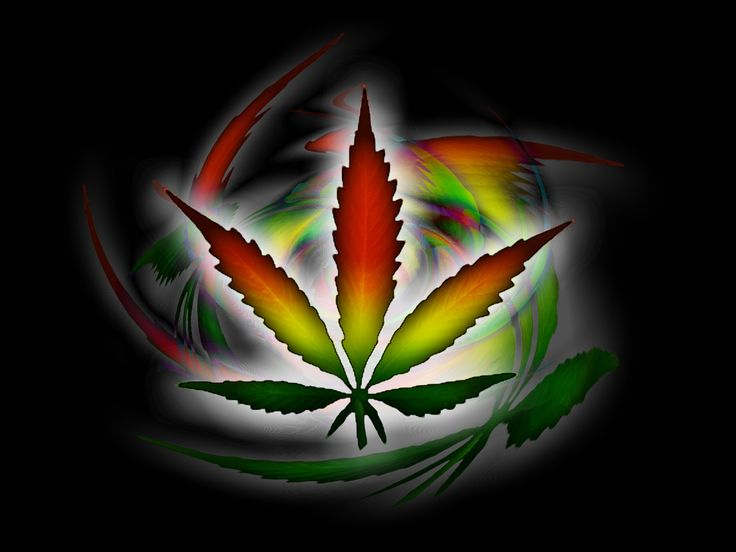 trippy rasta weed backgrounds cool hd httpwallawycom