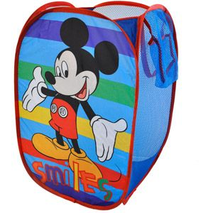 Disney Mickey Mouse Square Pop-Up Hamper