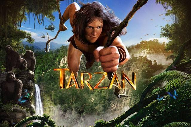 Tarzan 3 D - see more on http://ift.tt/1iEBWji #events #mauritius