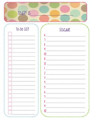 Best Planner Images On   Free Printables Day