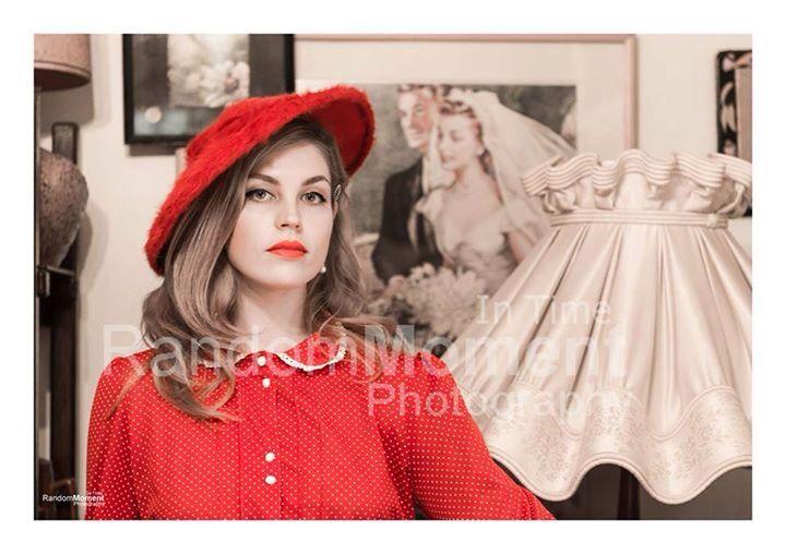 Vintage inspired shoot