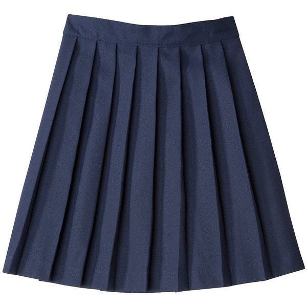 French Toast Girls School Uniform Skirt (£7.96) ❤ liked on Polyvore featuring skirts, bottoms, uniform und school