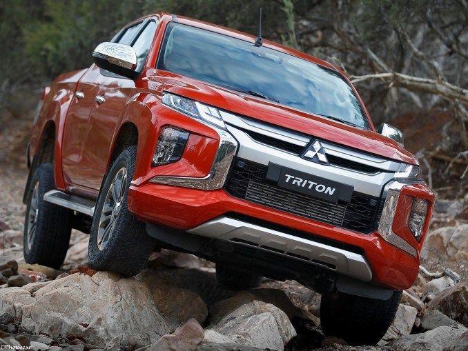 Mitsubishi L200 Triton 2020 Revise Avec Des Modifications Significatives En 2020
