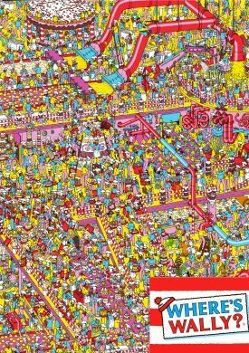 Where's Wally Gift Wrap 2 Sheets 2 Tags by Isitart Ltd, http://www.amazon.co.uk/dp/B007W2BI4Q/ref=cm_sw_r_pi_dp_SiMisb0XDPRFE
