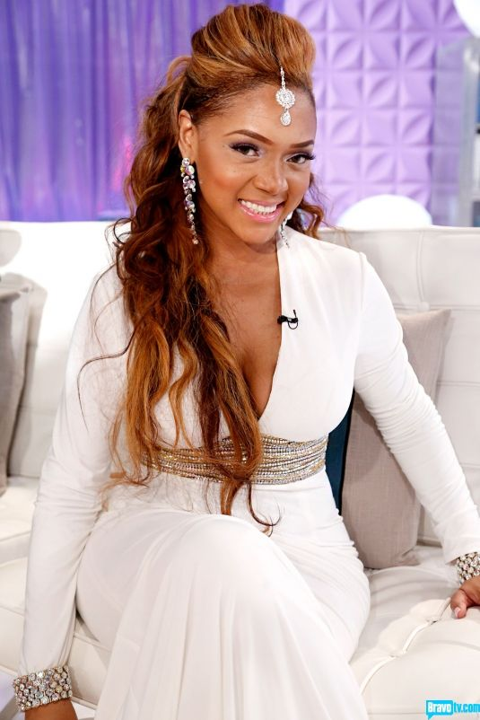 Mariah Huq's outfit on the Married to Medicine Reunion was ...