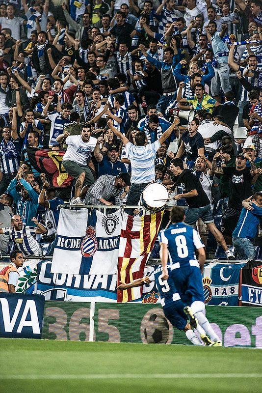 Sergio Garcia & the sense of football RCD ESPANYOL · POWER8 STADIUM
