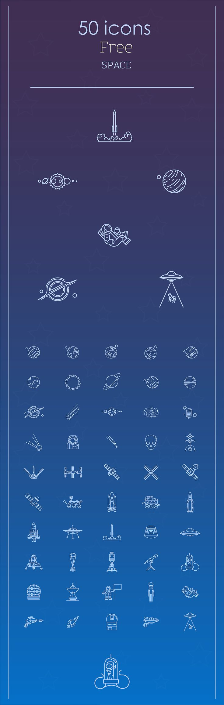 Space icons                                                                                                                                                                                 More