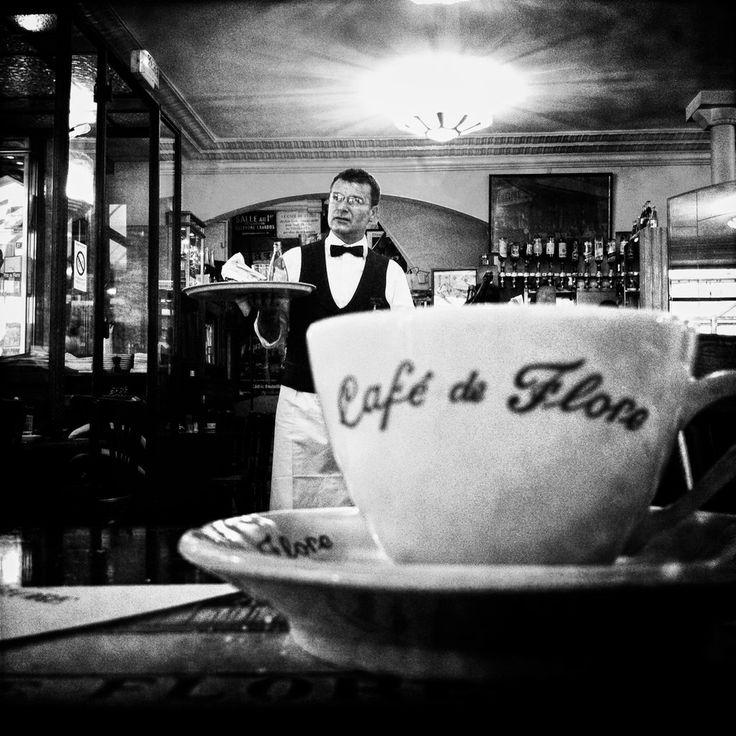 ~ cafe de flore ~ Paris