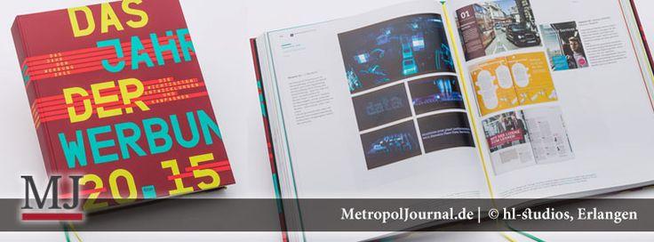 """(ER)  hl-studios mit vier Beiträgen im """"Jahr der Werbung 2015"""" - http://metropoljournal.de/?p=9116"""