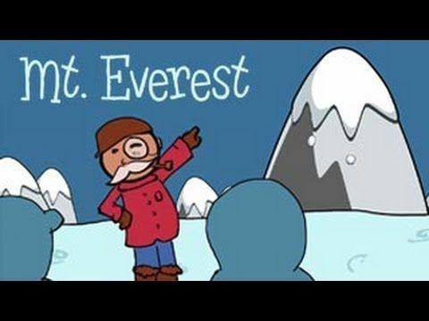 Mount Everest - Fun Fact Series EP01   Mocomi Kids