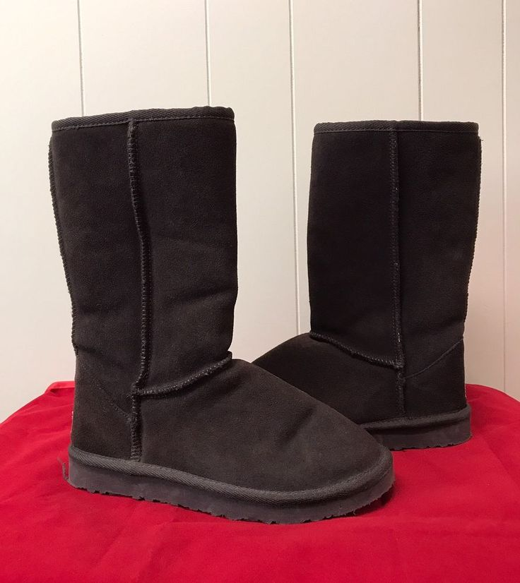 Women's Ugg Boots Brown Classic Short Size W8 Gift | Clothing, Shoes & Accessories, Women's Shoes, Boots | eBay!