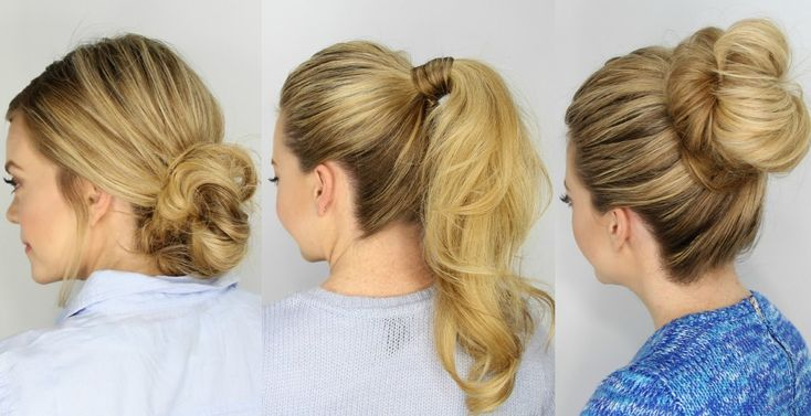 5 Minute Hairstyles For Short Hair: 25+ Trending 5 Minute Hairstyles Ideas On Pinterest