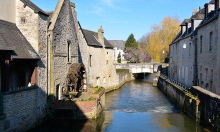 Le Lion d'Or à Bayeux : Séjour en Basse-Normandie: #BAYEUX 59.00€ au lieu de 174.00€ (66% de réduction)