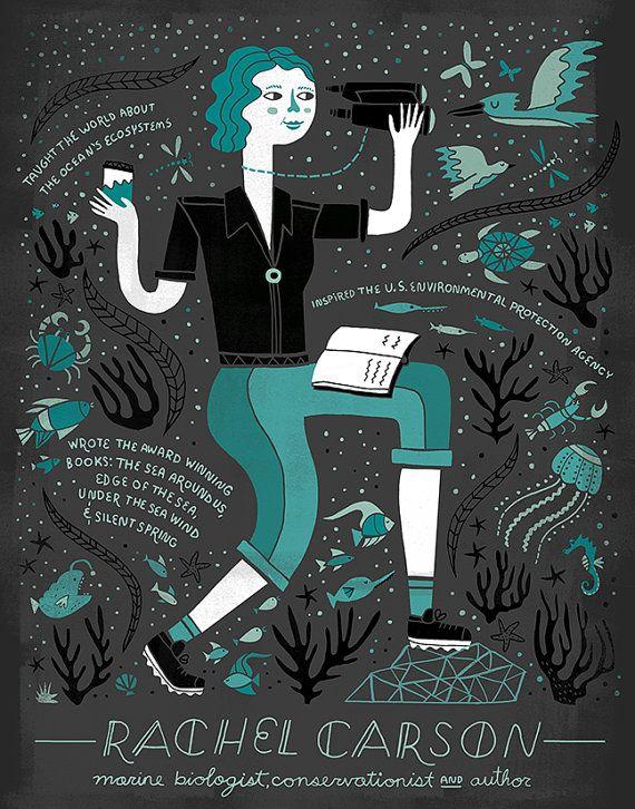 Women in Science : Rachel Carson