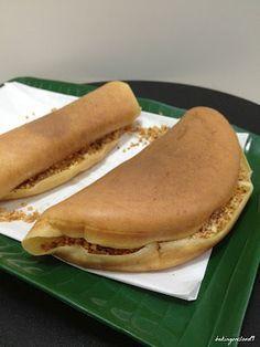 Baking on Cloud 9: 面煎糕/ Traditional chinese pancake