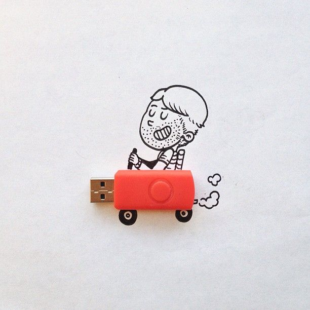 USB drive: basic and fundamental technology all students need