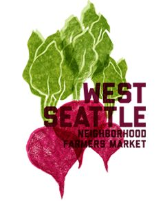 West Seattle Farmers Market- Sundays!