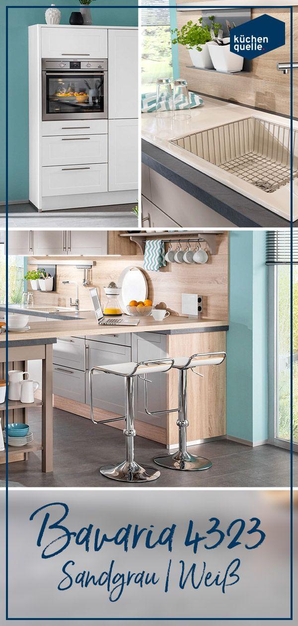 Klassik Und Moderne Kombiniert Das Klassische Design Der Bavaria 4323 Kommt Mit High Tech Details In 2020 Landhauskuche Haus Kuchen Kuche Landhausstil