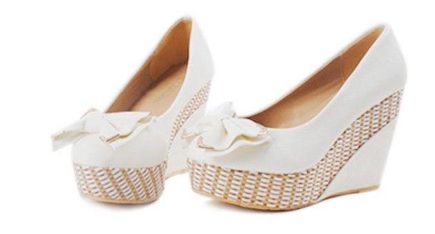 Свадебная женская обувь - свадебные туфли