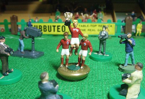 1966 and all that - Subbuteo Memories by Terry Lee