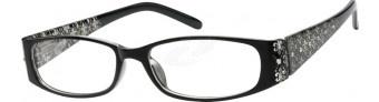 Black Oval Glasses #271621 | Zenni Optical Eyeglasses – Eye Wear