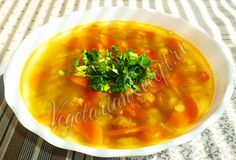 Суп из чечевицы - вкусный пошаговый рецепт с фото   Вегетарианские рецепты