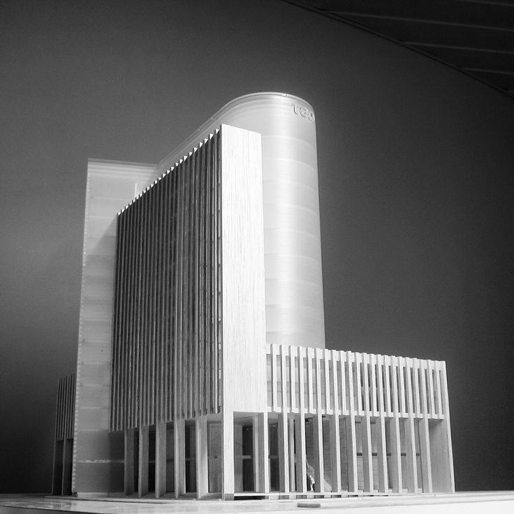 TEO office building model