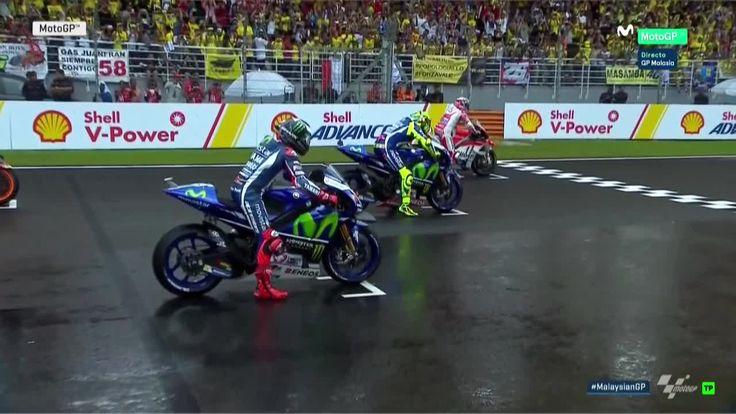 Malaysian GP Race - Get Set!