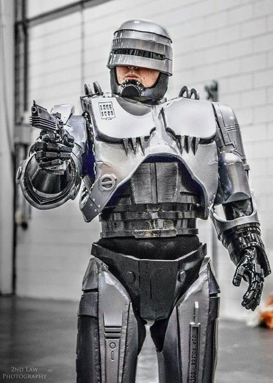 Dead or Alive by Dax79Robocop Cosplay Costume