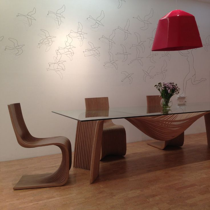 Organic Table And Chair Design Corozo Table_4 By Piegatto