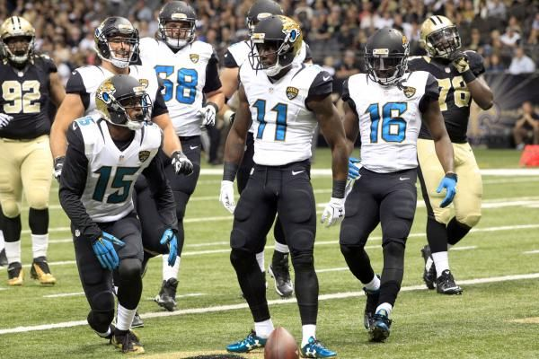 By Phillip Heilman, The Sports Xchange JACKSONVILLE, Fla. -- Jacksonville Jaguars quarterback Blake Bortles could see the excitement in the…