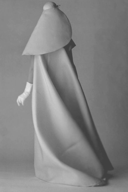 Balenciaga 1967 Bridal Dress By Cristóbal